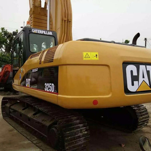 Second hand construction equipment Caterpillar 325DL Crawler Excavator machine/cat japanese used excavator 320 325 330 for sale