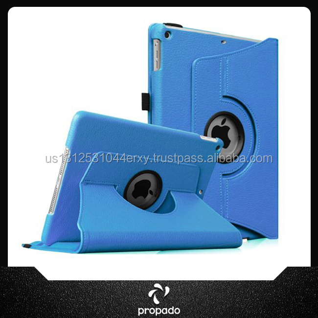 Factory Price Rotating Leather Case Cover For Ipad Mini4 Made In China