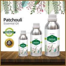 Patchouli Essential Oil Pure and Natural (Pogostemon Cablin)