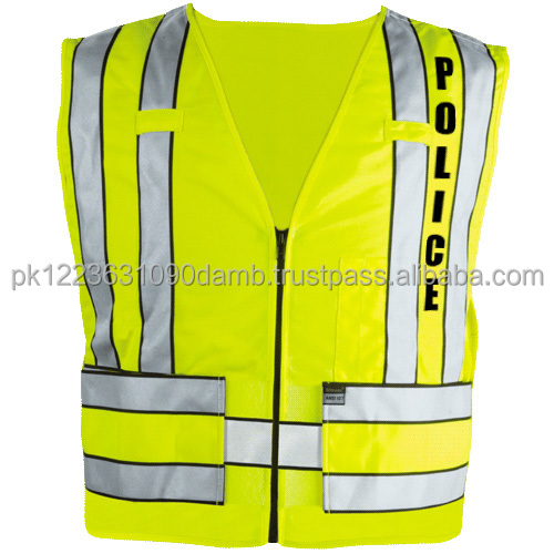 Police/Law enforcement Safety Reflecting Jackets, Vest and Accessories