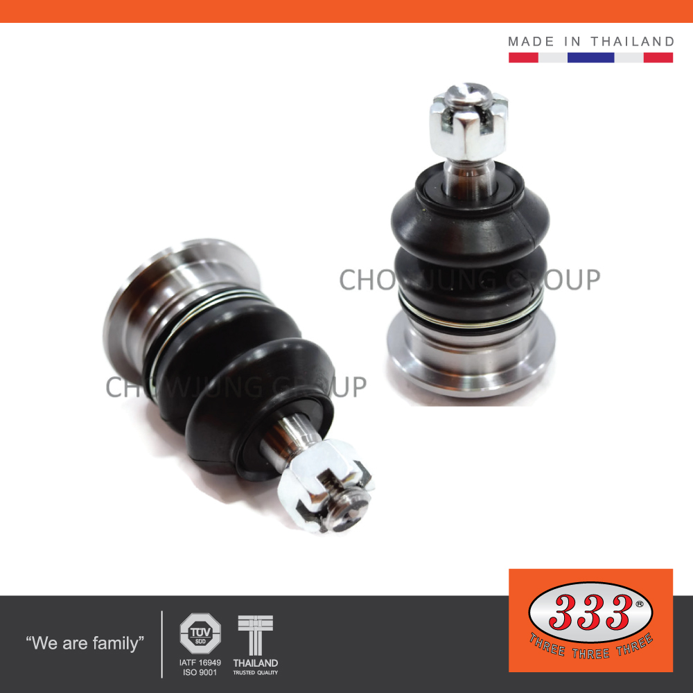 43310 - 09015 BALL JOINT, UPPER HILUX VIGO KUN1, KUN2# '2004