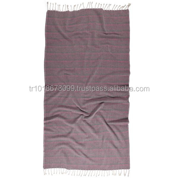 Assos Pestemal Towel - Pink, Wholesale from Factory
