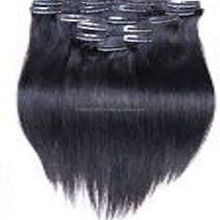 Indian Remy Mangolian Clip On Hair Extensions