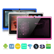 "7"" INCH KIDS ANDROID 4.4 Mini TABLET PC QUAD CORE WIFI Camera For CHILDREN *877*"