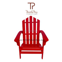 VANCITY Adirondack Chair Luxury Style Outdoor