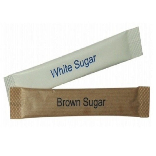 Airline sugar sachet/coffee sugar sachet for coffee store
