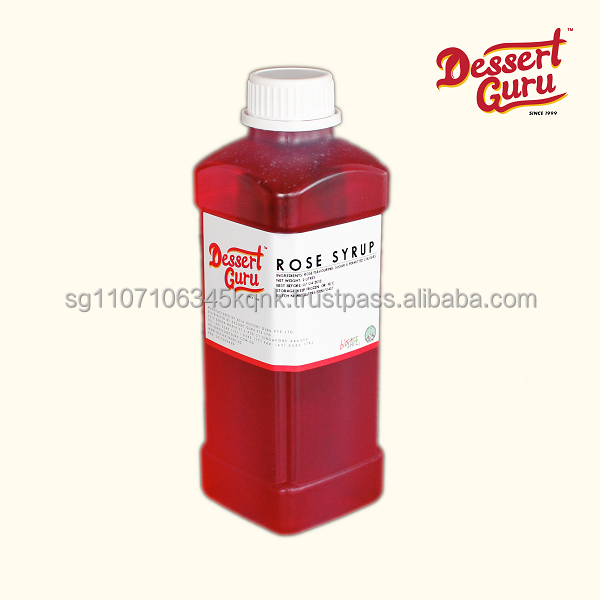 High Quality Rose Water Concentrate for Food & Beverage