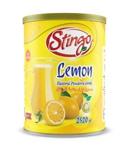 Instant Lemon Powder Drink