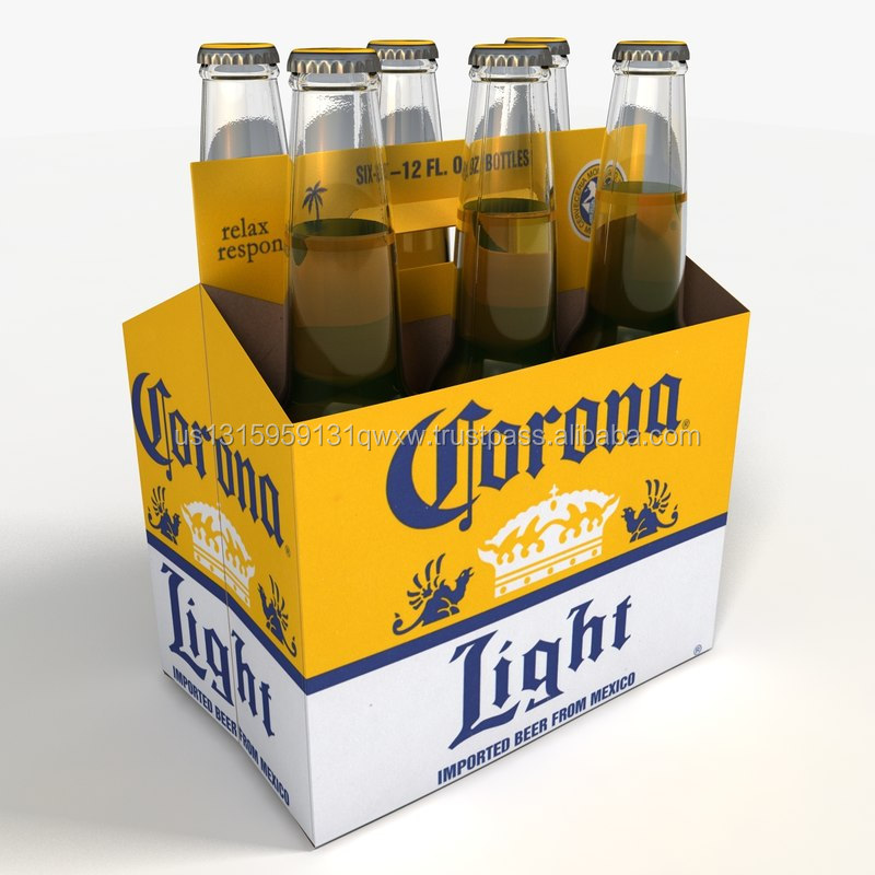 Corona Extra Beer for Export