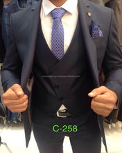 New Men Suits Slim Fit Tuxedo Brand Fashion Business Dress Wedding