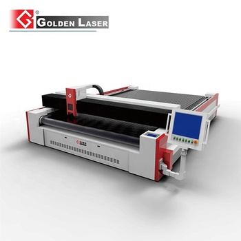 Silicone Coated Fiberglass Laser Cutting Machine with Conveyor System