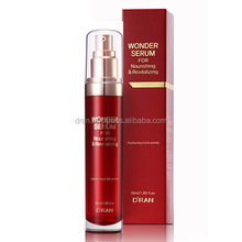 Korean Cosmetic Skin Care DRAN New Wonder Serum for Nourishing & Revitalizing 50ml Medicinal Herbs Anti Wrinkle Elasticity OEM