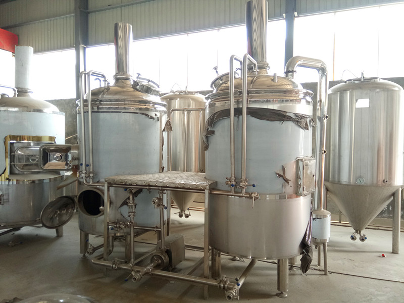 500L brewery stainless steel project  from Shandong Zunhuang (2).jpg