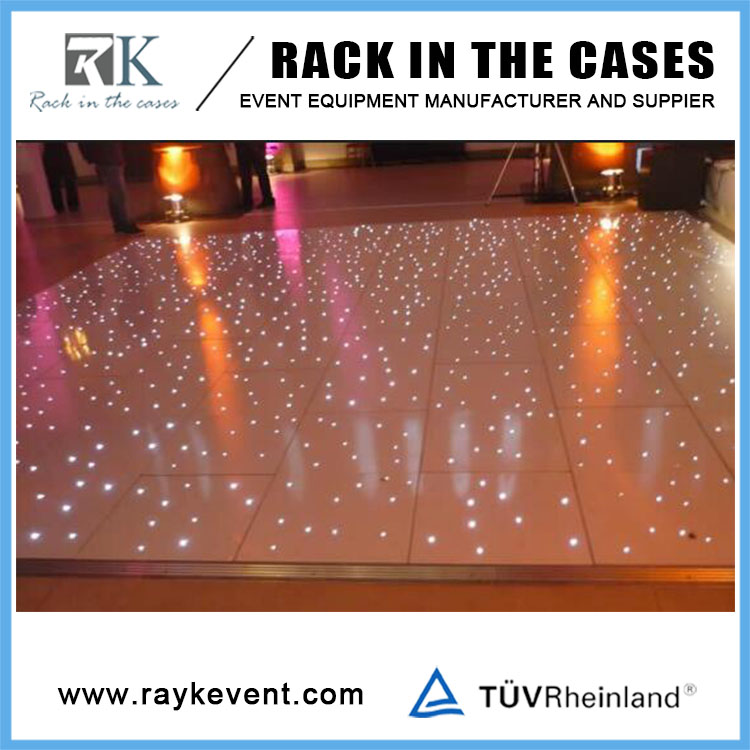Disco led dance floor led brick floor RGB color changeable Bar led floor nightclub decoration led dance pool