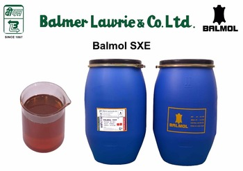 HIGH QUALITY & HIGH PERFORMANCE LEATHER CHEMICALS BALMOL SXE