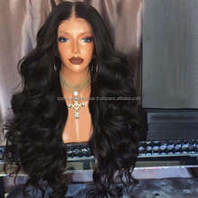 Long Middle Part Fluffy Loose Wave Lace Front Wig for sale in CHENNAI