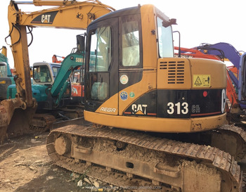 Good Performance Used Cat Excavator 313 made in Japan / USA, Construction Equipment for hot sale