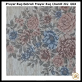 Modern Turkey Prayer Rug Eebruli Prayer Rug Chenill J02 003 Prayer Rug