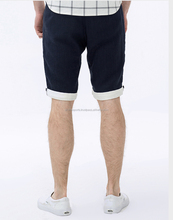 Summer Linen Shorts Men Fluid Male Loose Casual Beach Men's Outside Shorts Two Colors Optional