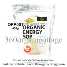 400g 360 Oragnic Cottage Organic Energy Soy Powder (Instant Soya Drink Powder)
