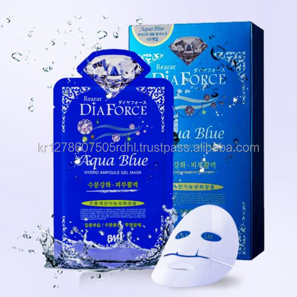 DIAFORCE Hydro Ampoule Gel Mask