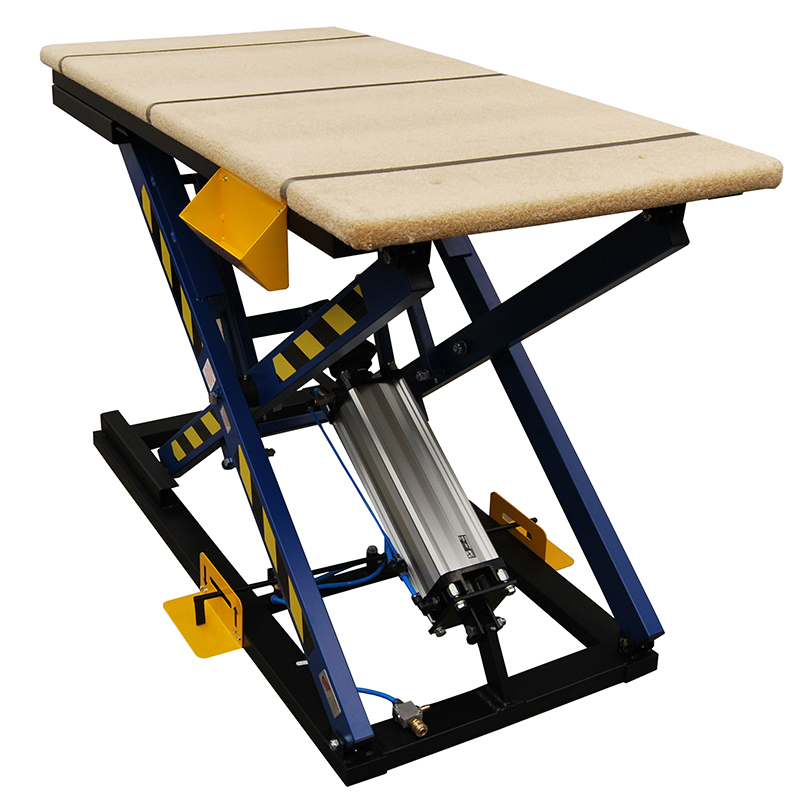 PNEUMATIC SCISSOR LIFTING TABLE ST-3 Mini