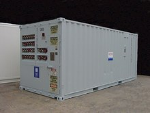 Containerized Power-Pack Generators - Portable, Marathon or Stamford Engine, 30-Plug or 40-Plug