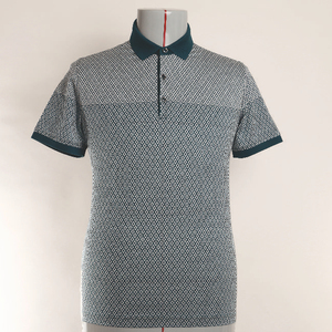 Whosale New Product %100 Cotton 80/2 Jaquard Mercerized Jersey