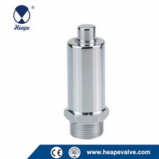 "HEAPE 1/8"" Angle Adjustable Steam Radiator Vent Air Valve"