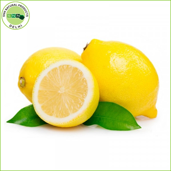 100% Pure & Natural Lemon Oil