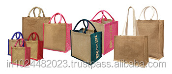 JUTE TOTE BAGS FOR PROMOTION,INDIA