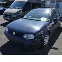 used VW Golf car
