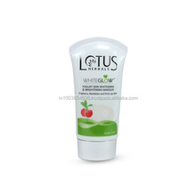 Lotus Herbals Yogurt Skin Whitening & Brightening Masque - Whiteglow 80g