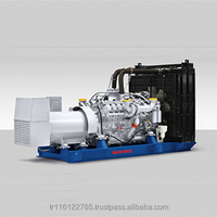 1100 kva diesel generator genset with Mtu engine