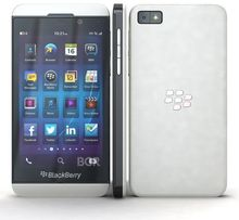 BlackBerry Z10 - 16GB, 2GB RAM, 4G LTE, White [FACTORY UNLOCKED]