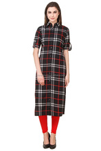 indian kurti women ladies stylish long kurta patterns