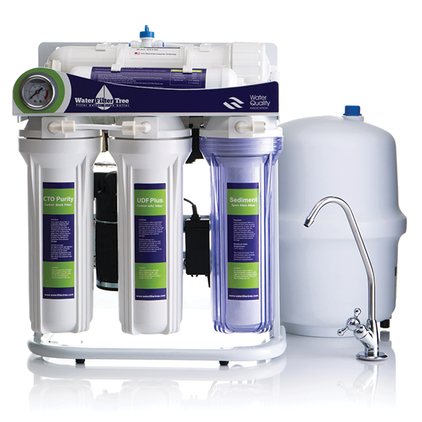 High quality best selling WFT- RO5 compact Reverse Osmosis System