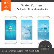 Water Purifier App Android/iOS Mobile Application for | Water Filter Shoppe