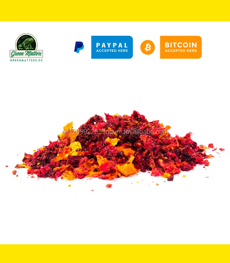 PAY WITH BITCOIN NOW AND GET A GREAT DISCOUNT! - Exotic, Tropical and Common Dried Fruits from Ecuador