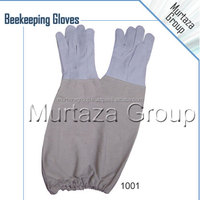 Bee Gloves, Beekeeping Gloves, Working Gloves, Leather Beekeeping Gloves, Protective Clothing, Small Animal Handling Gloves