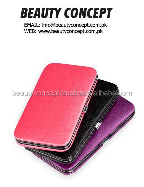 Eyelash Extension Tweezers Case Light Pink