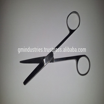 Surgical Dressings Scissors S / B Solingen Germany Surgical Instruments