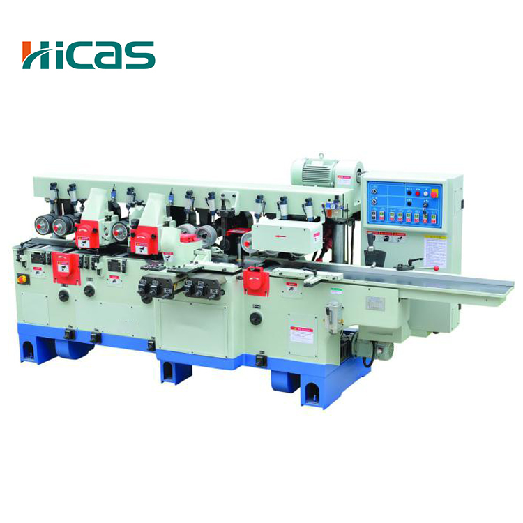 Five Spindle High Efficiency Automatic Four Side Moulder