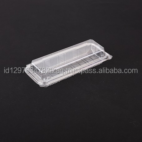 Disposable plastic food sushi packaging / Sushi Packing Box