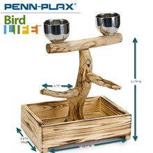 Penn Plax Bird Life Natural Tree Perch