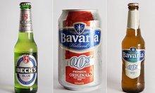BECKS BEER,CORONA BEER,CARLSBERG BEER & BECKS NON ALCOHOLIC BEER