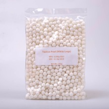 White High quality Thailand big tapioca pearls