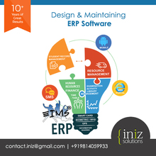 custom ERP Software development in india | custom erp development for your company as per your requirements