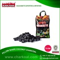Highly Demanded Coconut Shell Pillow Shaped BBQ Charcoal at Low Price
