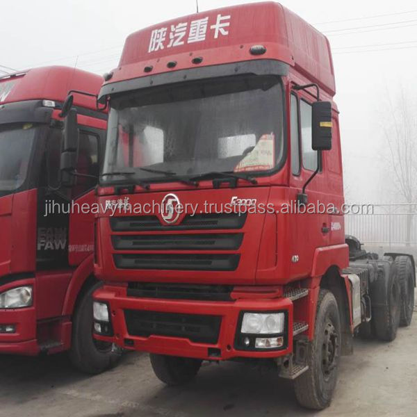Used Delong F3000 Tractor truck head for sale (SX4258NT384TL)